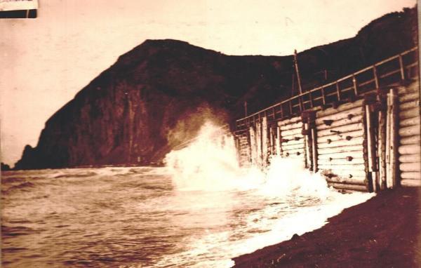 Бегущие краем моря...