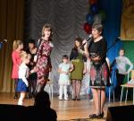 22 ноября в Доме культуры прошла конкурсная программа для александровских мам