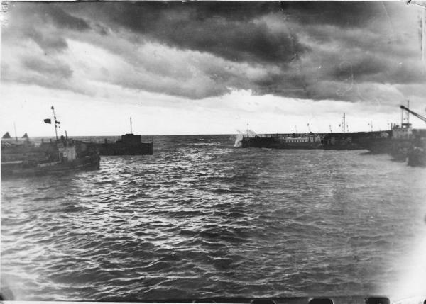 1960г. Ковш Александровского порта