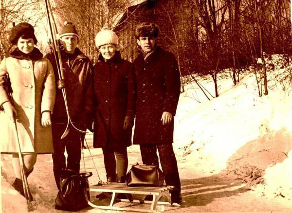 Славные 70-е ДЮСШ