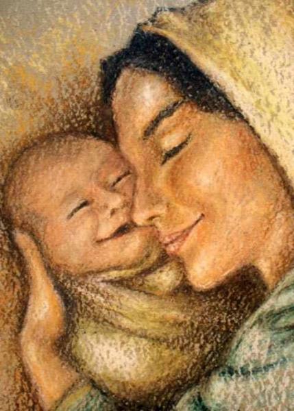 С праздником, дорогие мамы! С днем матери России!