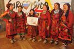 Бурановские бабушки на Евровидении 2012!