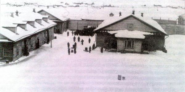 Александровская тюрьма.