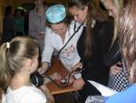Ярмарка профессий -  медицинская сестра