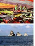 Александровск на полотнах художников