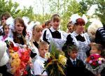 1 сентября - День знаний. С праздником, александровцы!