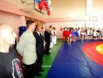 Областной турнир по борьбе САМБО памяти В.С.Ощепкова в Александровске!
