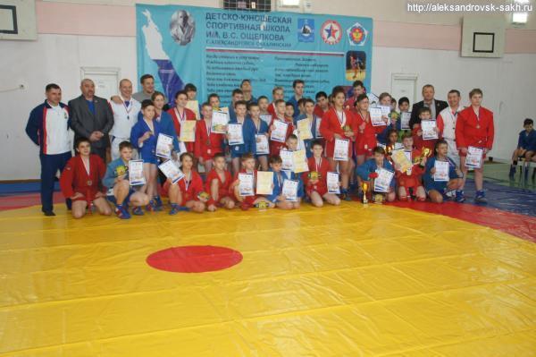 ХI открытый областной турнир по самбо памяти В.С. Ощепкова.