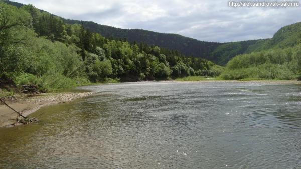 Река Агнево .
