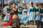 На праздновании 140-летия села Михайловки