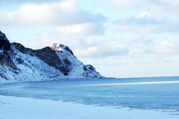Зимние прогулки-4