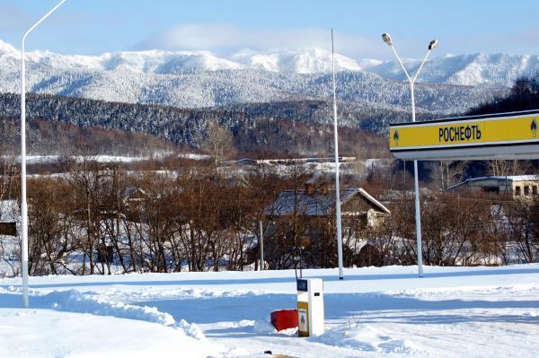 Зимние прогулки-5