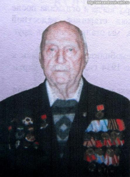 Беляков Николай Андреевич