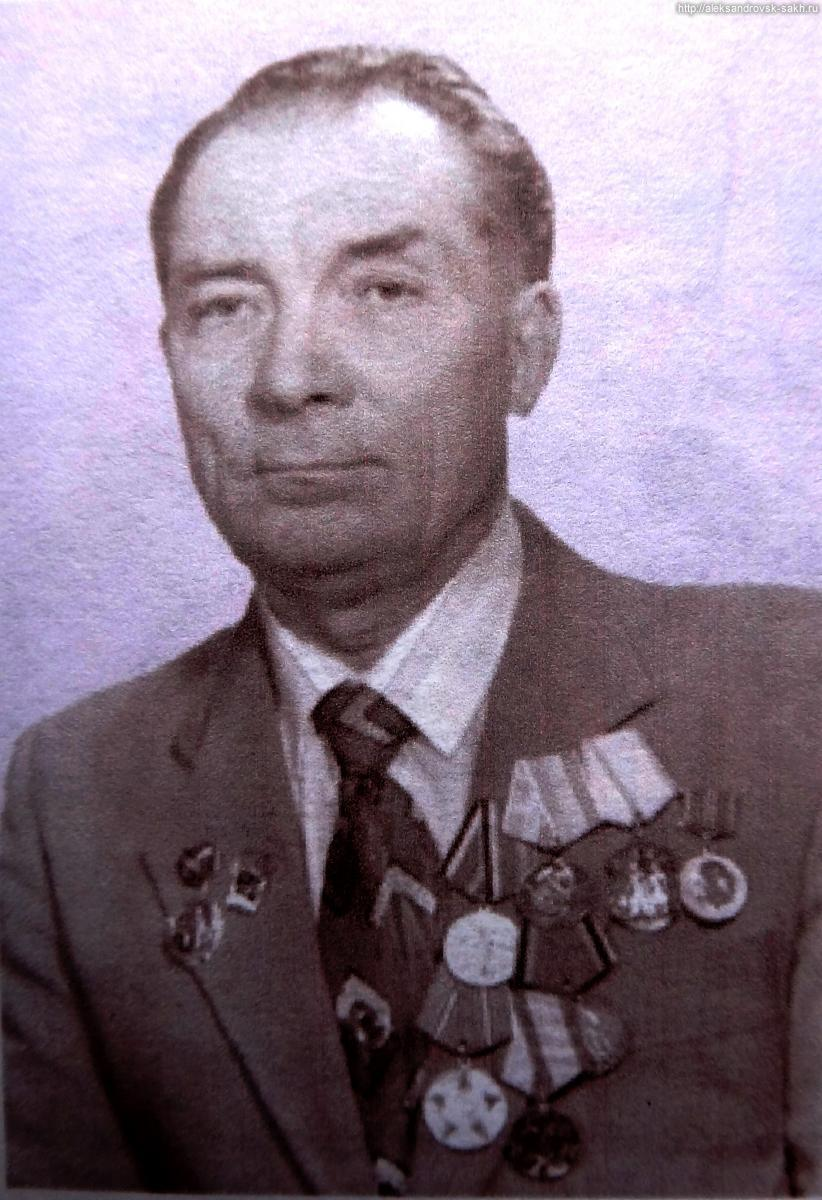 ГАХОВ АЛЕКСАНДР АФАНАСЬЕВИЧ