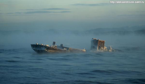 Город погибших кораблей