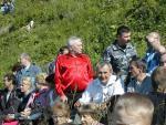 Среди зрителей мэр нашего г.Александровска-Сахалинского Василив В.П.