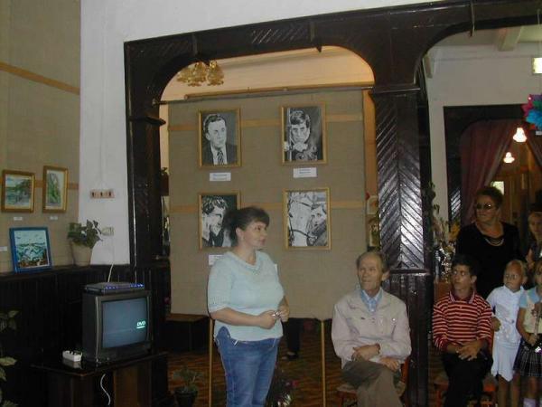 В Доме Творчества, 6 сентября 2008