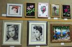 Выставка  художников и мастеров