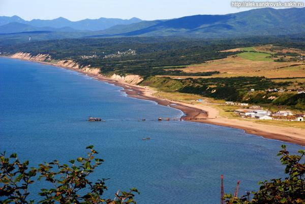 Родное побережье