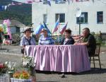 На 140-летнем юбилее села Михайловка