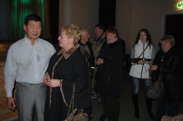 Концерт Сергея Хана