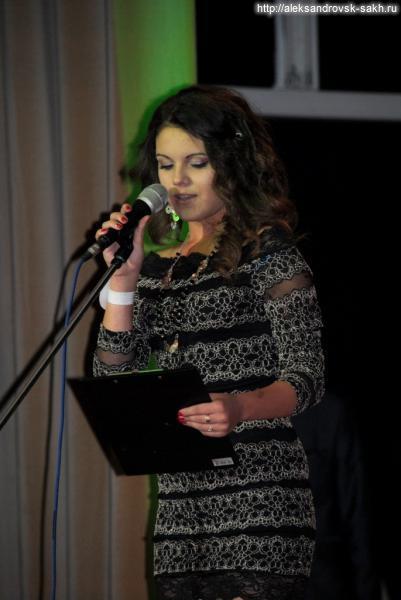 """Конкурс красоты """"Мисс Александровск - Сахалинский 2013""""."""