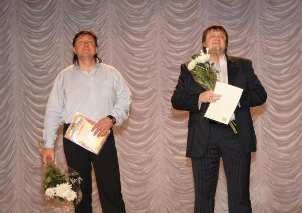 Ура!!! Состоялся концерт Игоря Слуцкого в нашем городе