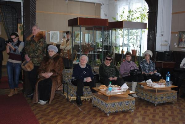Выставка Бориса Маслова «О, женщина, как ты прекрасна!»