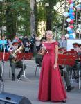 Концерт Центрального военного оркестра Министерства обороны РФ на площади им. 15 мая