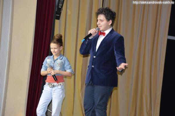 """В нашем городе состоялся концерт участников проекта """"Голос. Дети"""""""
