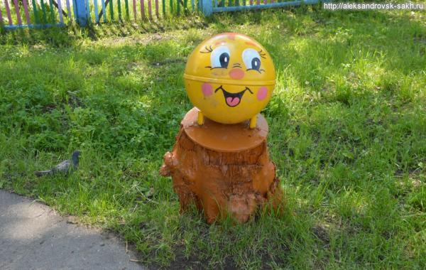 """Новые фигуры в детском саду """"Ромашка"""""""