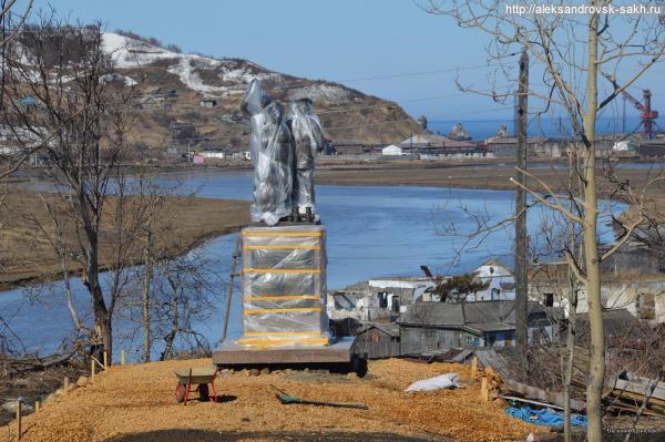 8 мая состоится открытие памятника юным сахалинцам-добровольцам в Александровске-Сахалинском