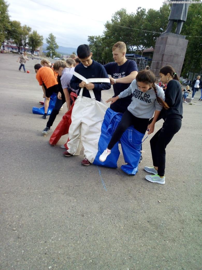 "Акция ""Россия против терроризма"""