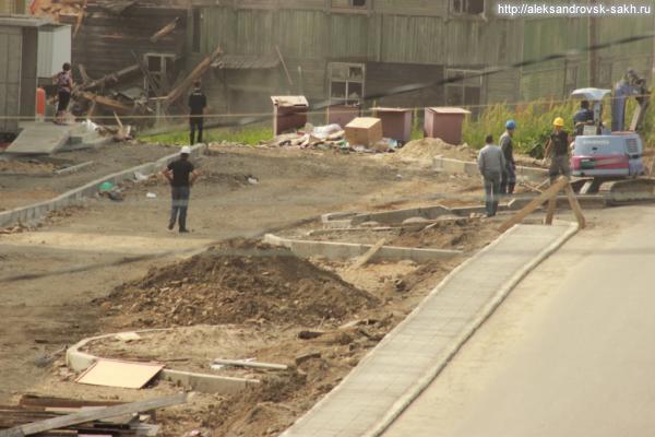 Стройплощадки и заброшенные здания - не место для детских игр и развлечений!