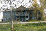 Парадный фасад бывшего Клуба работников рыбозавода