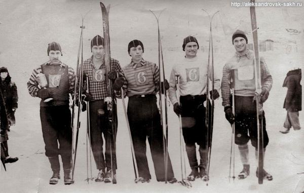 Команда победителей март 1957