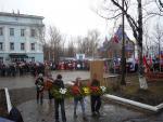 Митинг 9 мая 2010г. к 65 -летию Победы !