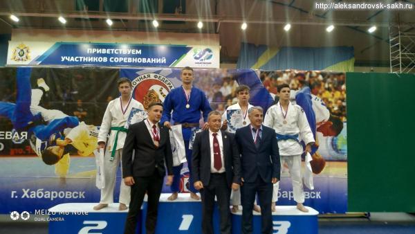 Александровцы достойно защищают честь города  в российских и международных чемпионатах