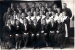 Школа номер 1, выпуск 1955 год 10А класс.