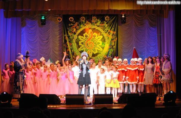 7 декабря с фестиваля «Новогодний калейдоскоп»