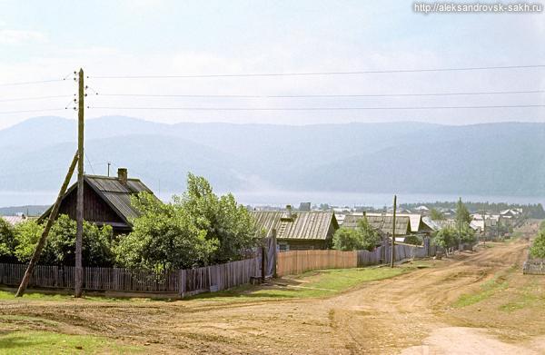 Александровск. 1968 г.