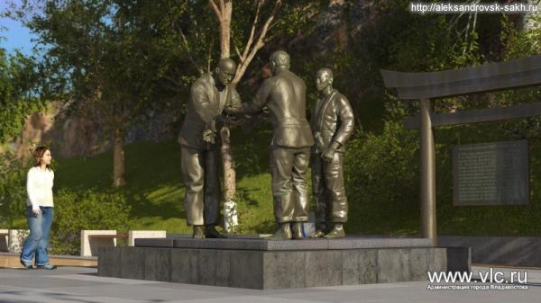 Работы по созданию скульптуры, посвященной истории и легендам дзюдо, начинаются во Владивостоке. (dziudo2.jpg)