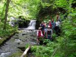 водопад (3км от лагеря) Стародубская падь