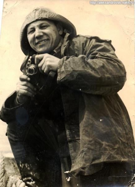 Александровские фотографии Григория Петровича Соколова